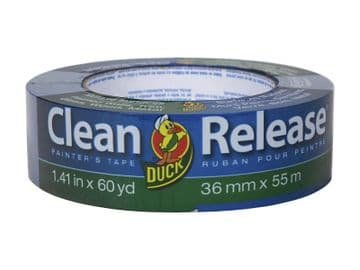 Duck® Clean Release® Masking Tape 36mm x 55m